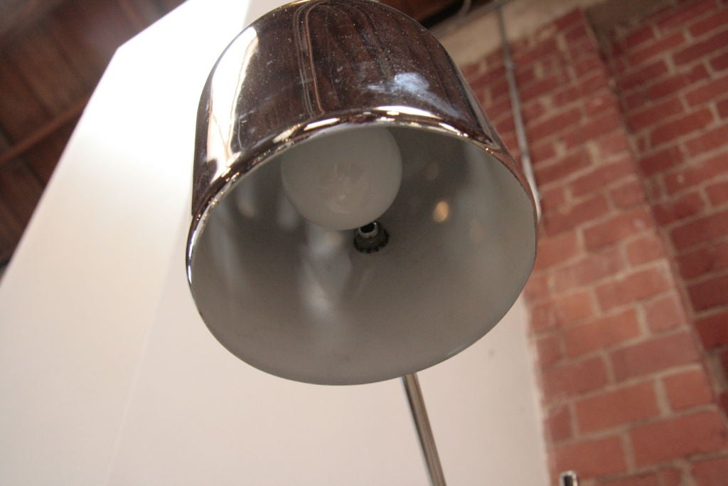 Italian 60s Arredoluce 3 Arm Floor Lamp For Sale 1