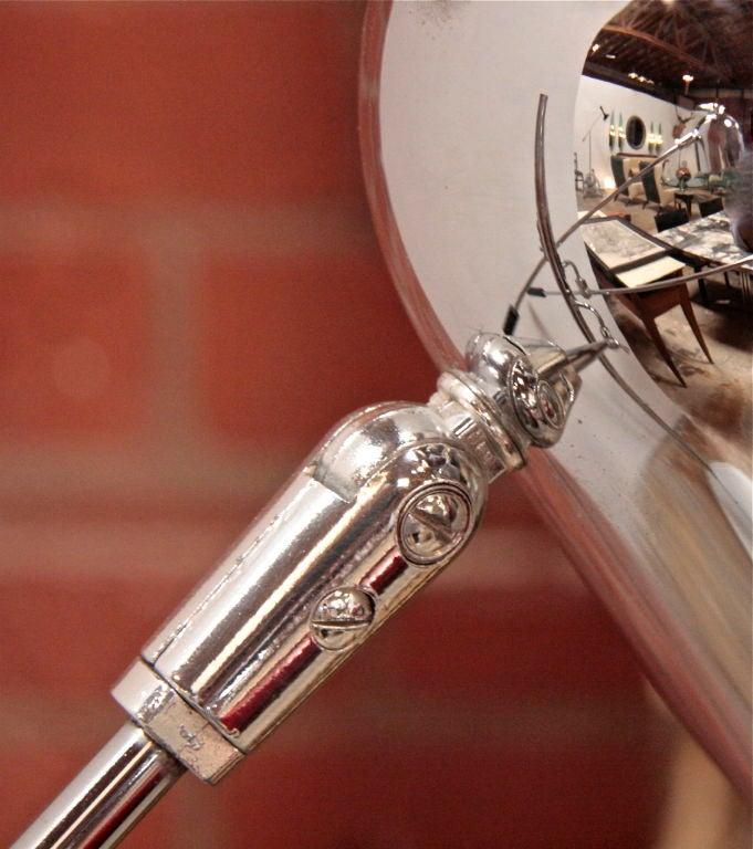 Italian 60s Arredoluce 3 Arm Floor Lamp For Sale 3
