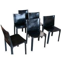 Bellini Vintage Cab Chairs