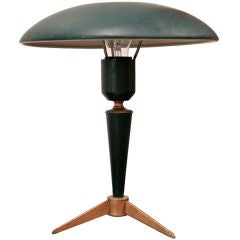 Table Lamp By: Louis Christian Kalff for Phillips