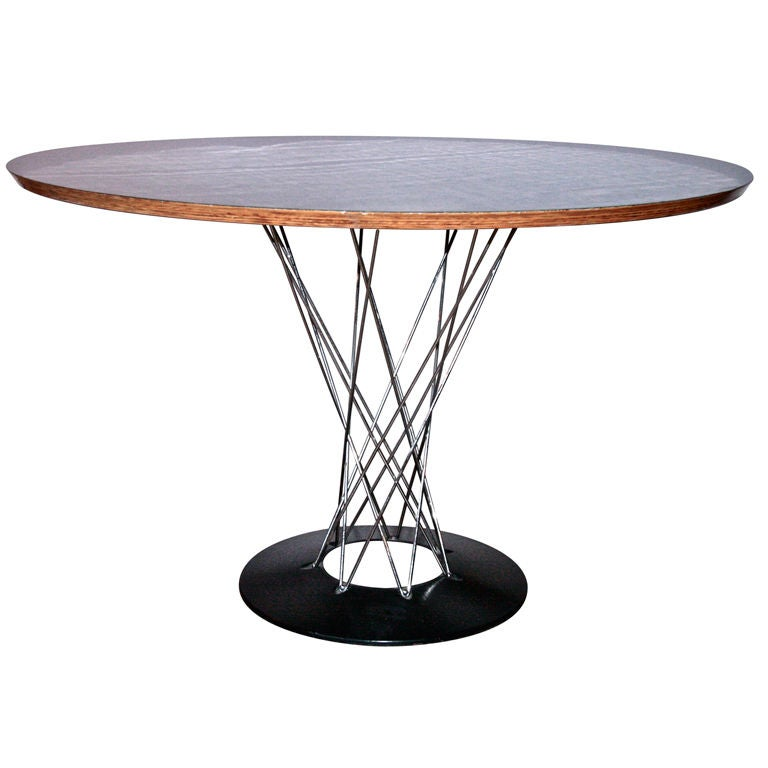 Isamu Noguchi Cyclone Dining Table For Sale At 1stdibs