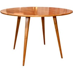 Table 1960s in the Style of Gio Ponti