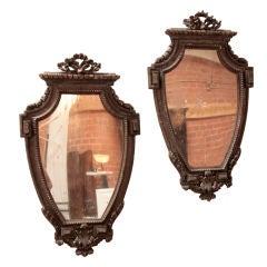 Pair of Italian 19th C. Mirrors