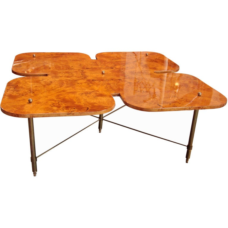 Italian 70 39 s coffee table at 1stdibs for Coffee tables 70s