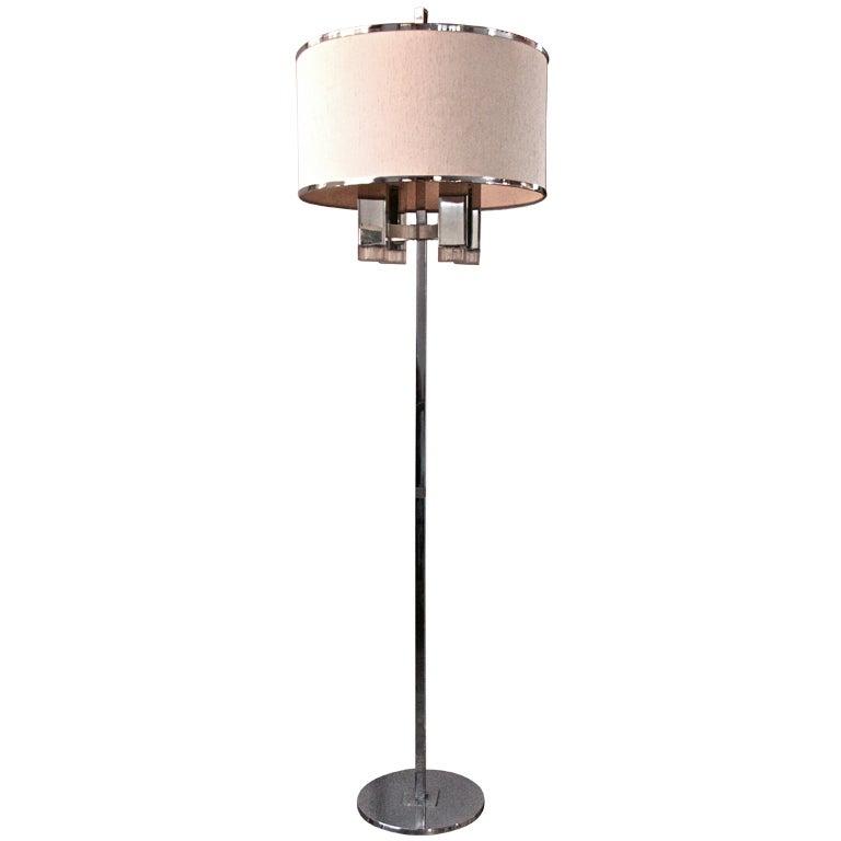 Sciolari Floor Lamp For Sale