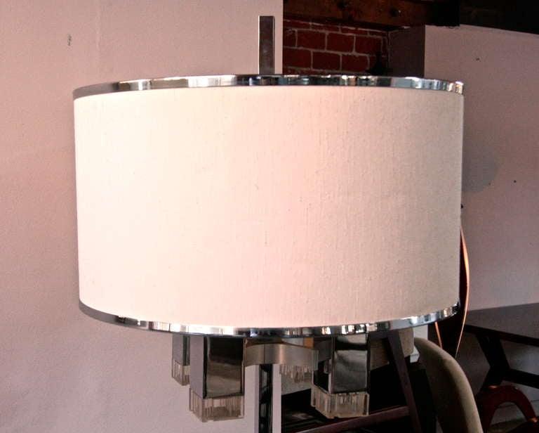 Sciolari Floor Lamp In Excellent Condition For Sale In Los Angeles, CA