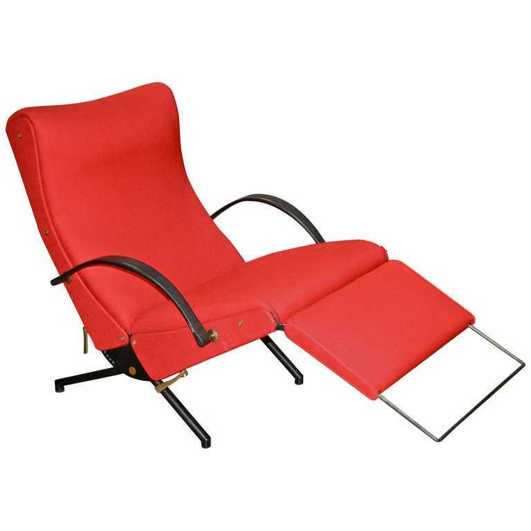 "Osvaldo Borsani ""P 40"" Easy Chair For Sale"