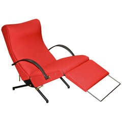 "Osvaldo Borsani ""P 40"" Easy Chair"