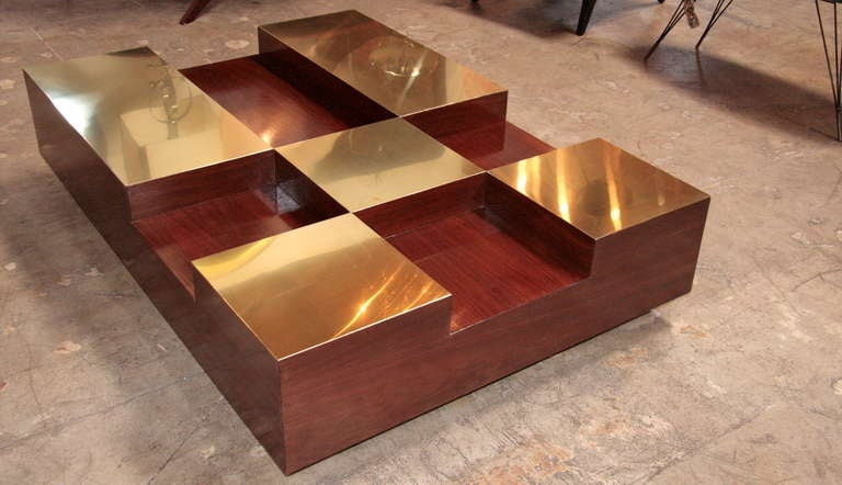 20th Century Italian Coffee Table For Sale