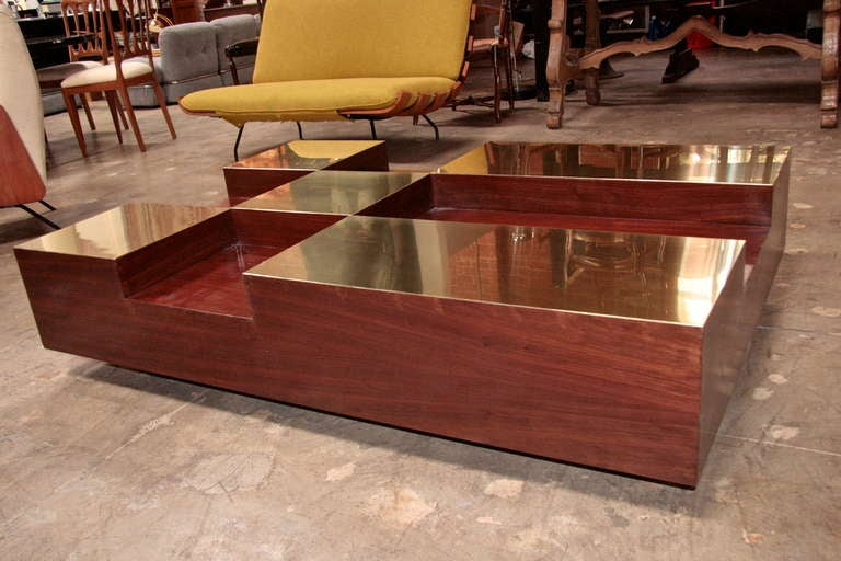 Italian Coffee Table For Sale 1