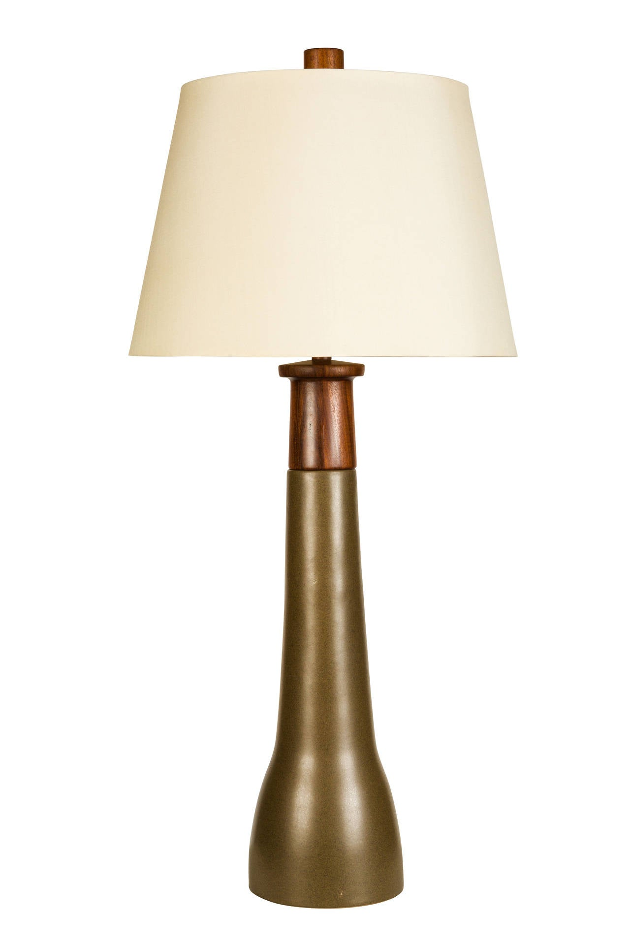 Tall Martz Table Lamp At 1stdibs