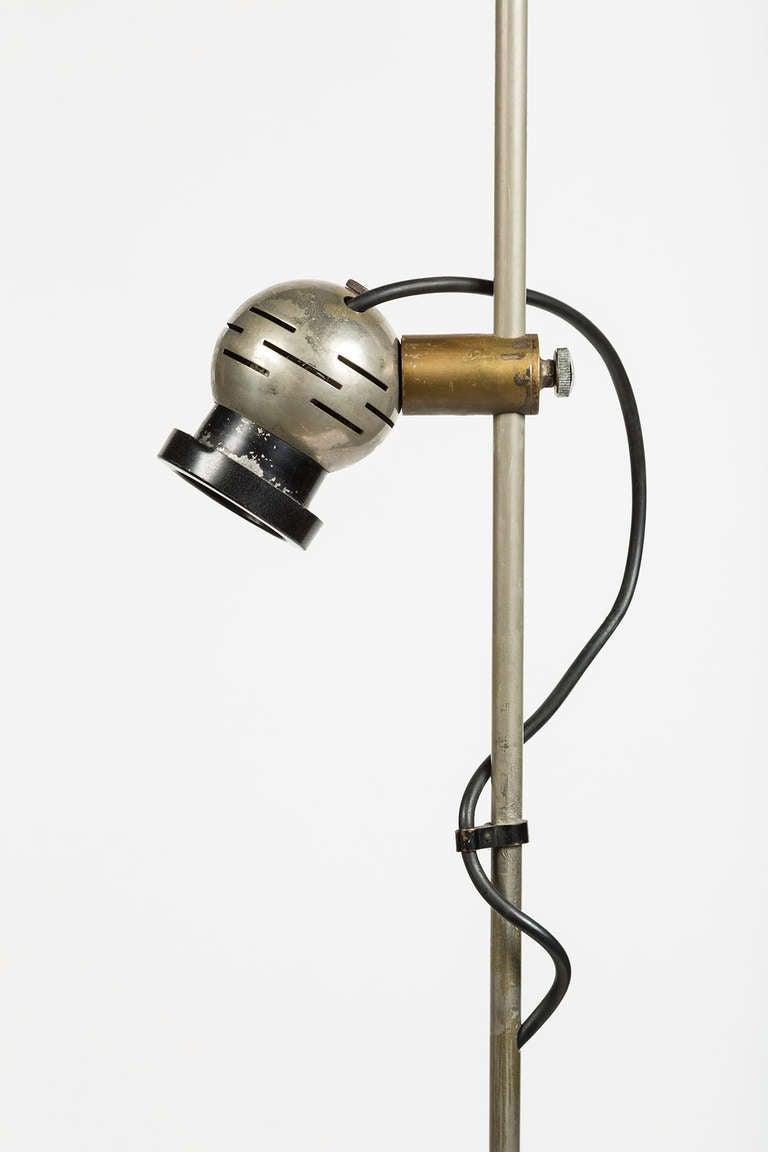 Rare Angelo Lelli Floor Lamp For Sale 1