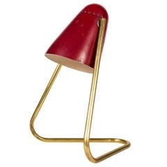 Rare Robert Mathieu Table Lamp