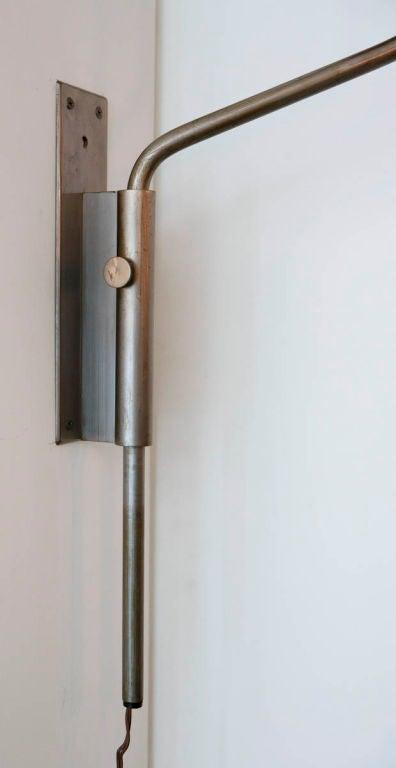 Brass  Pallone Wall Lamp by Luigi Caccia Dominioni for Azucena For Sale