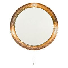 Rewire Custom Lighted Mirror