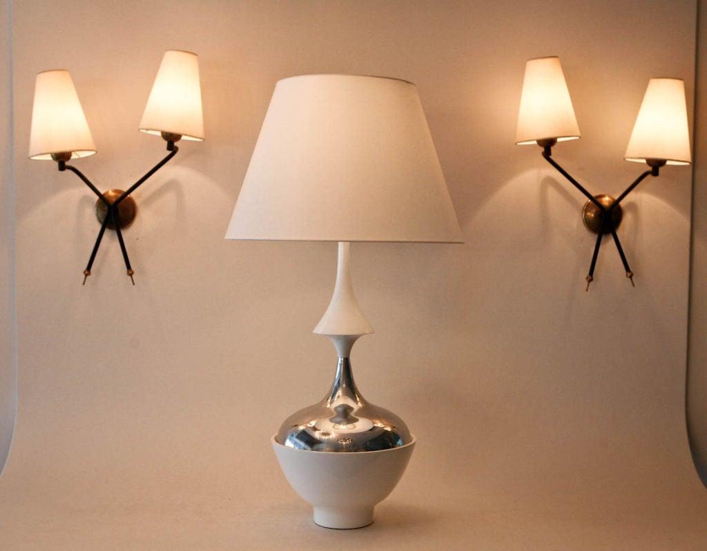 Pair of Tony Paul Table Lamps 2