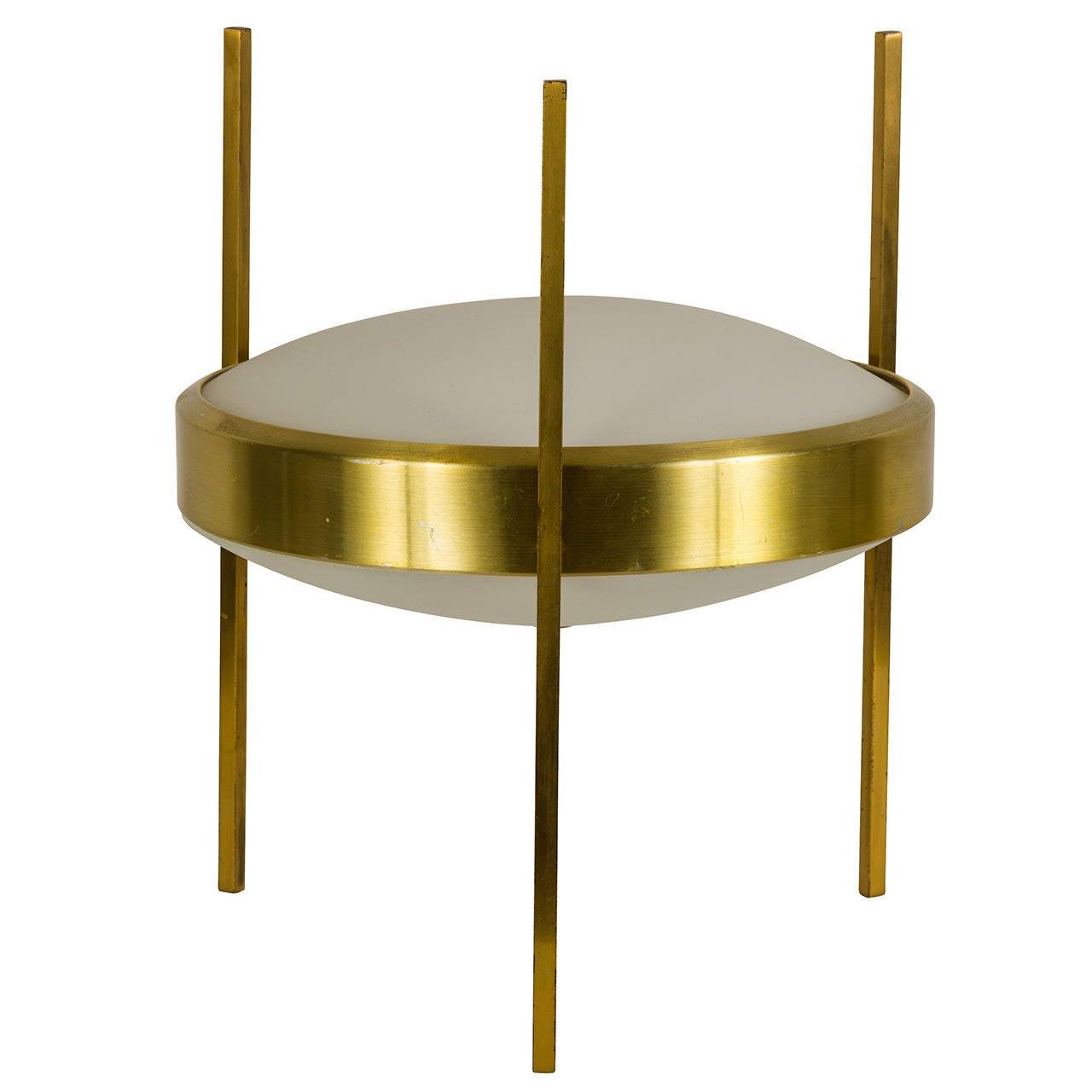 Petite Italian Table Lamp