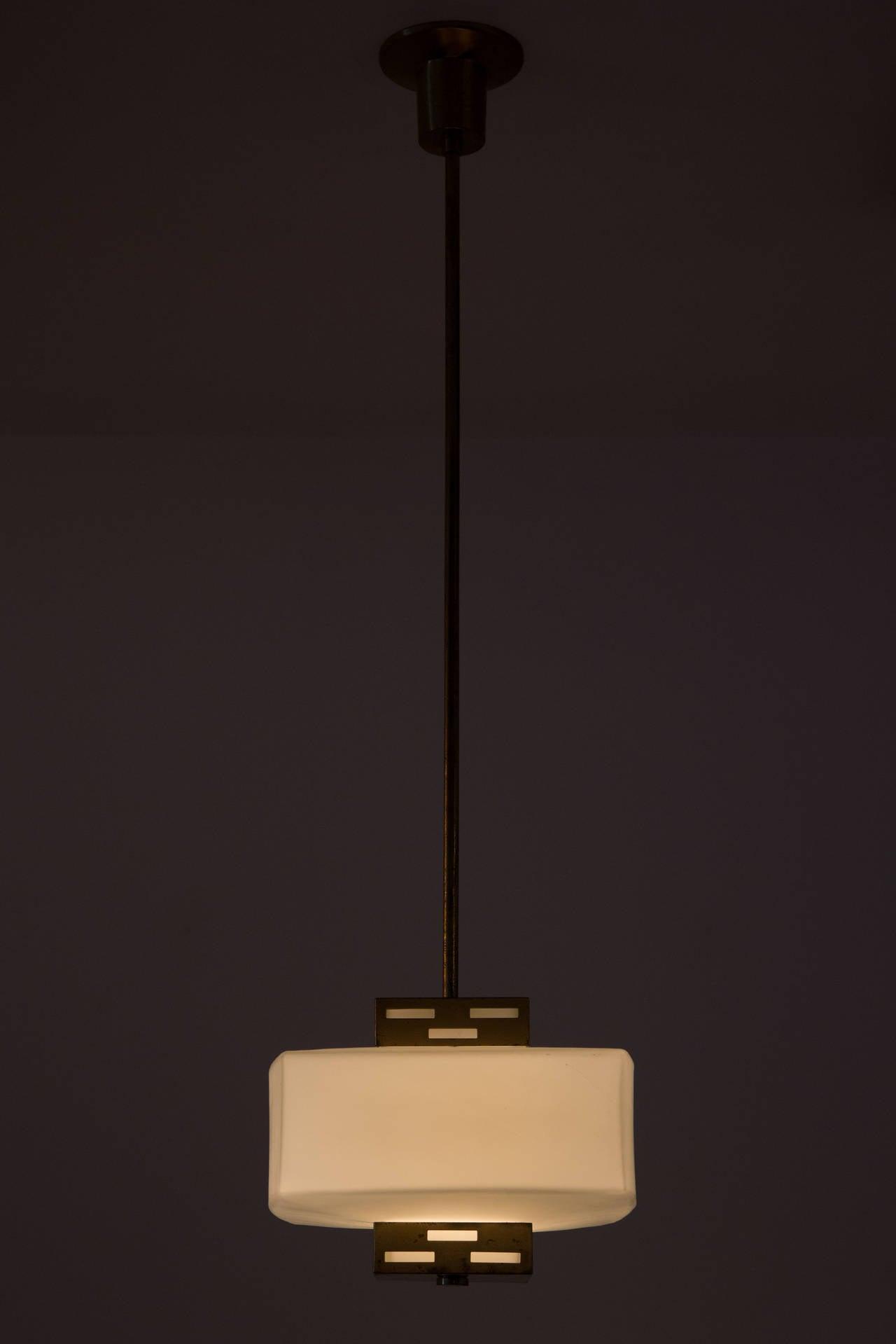 Angelo lelli for arredoluce pendant for sale at 1stdibs for Arredo luce