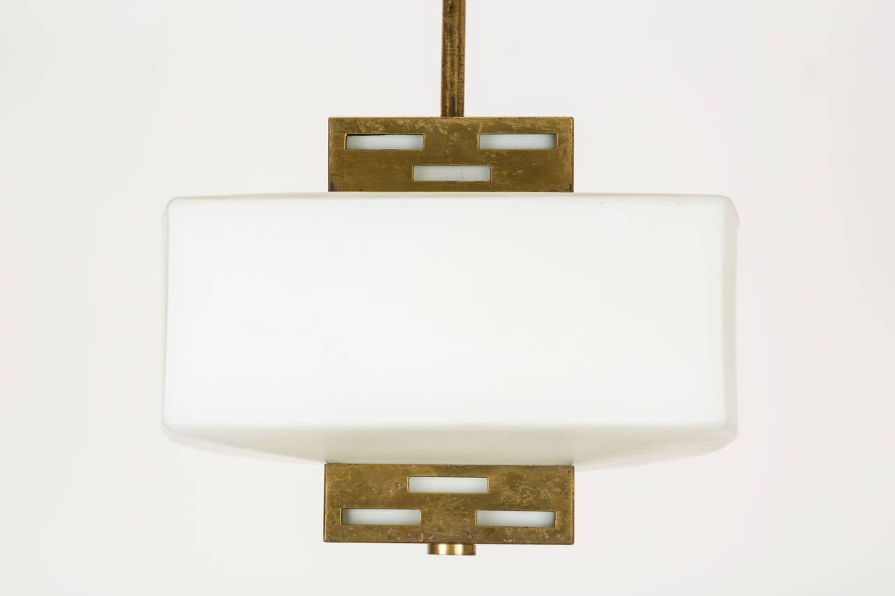 Angelo Lelli for Arredoluce Pendant In Good Condition For Sale In Los Angeles, CA