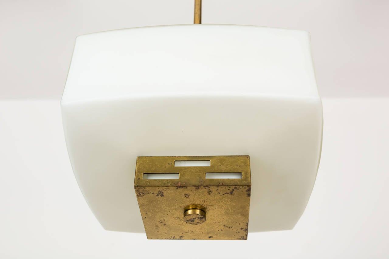 Mid-20th Century Angelo Lelli for Arredoluce Pendant For Sale