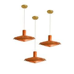 Poul Henningsen Plate Lamp