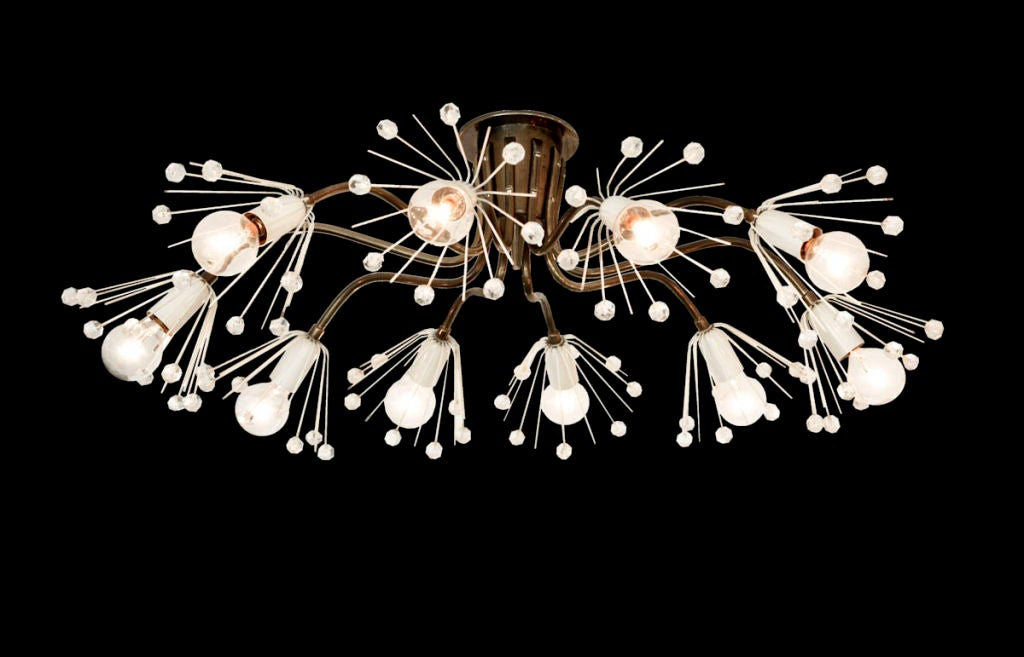 Emil Stejnar Ceiling Light 2