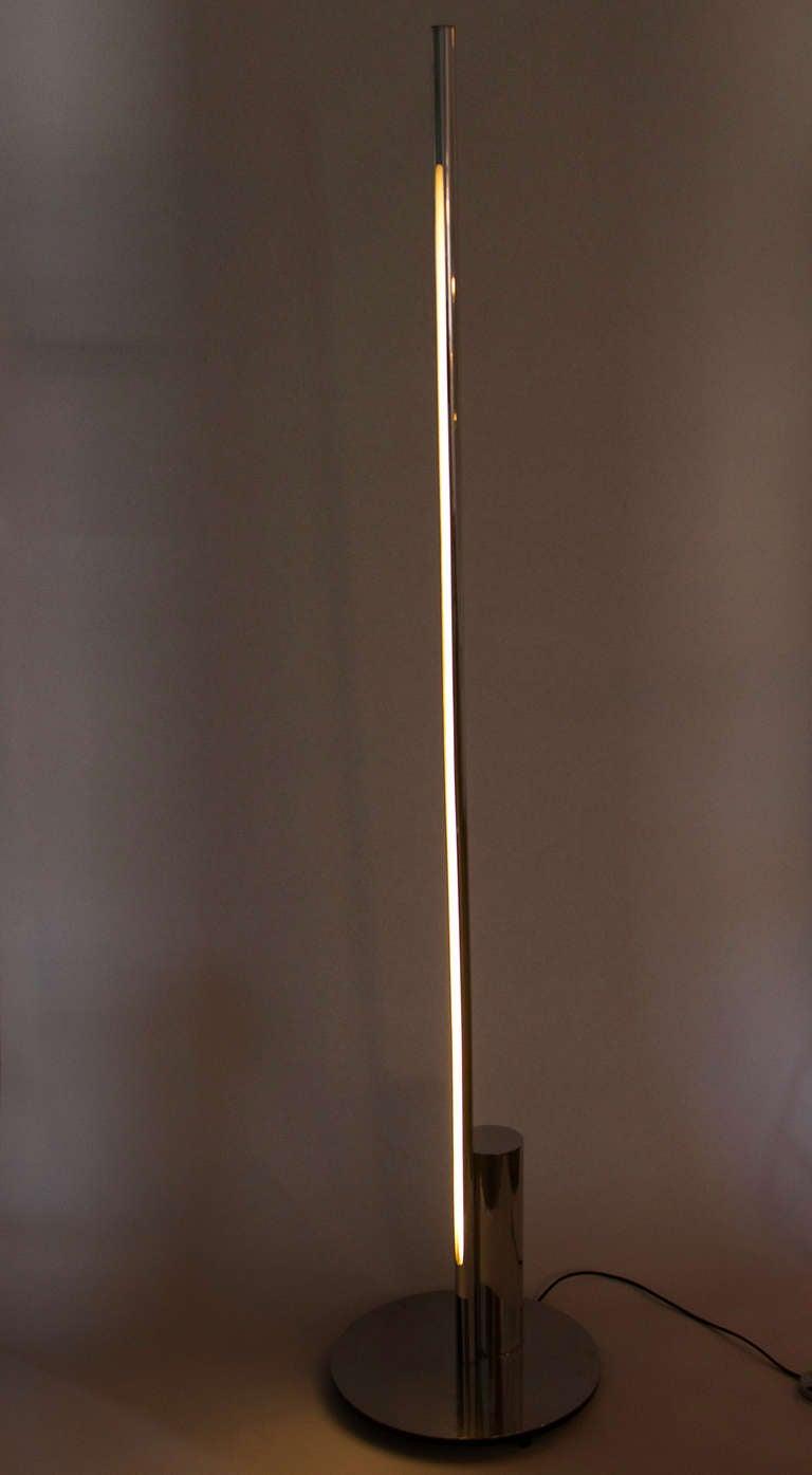 Linea Floor Lamp by Nanda Vigo for Arredoluce 2
