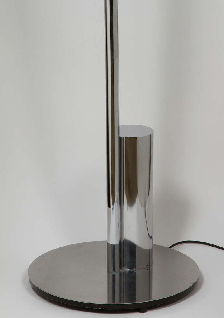 Linea Floor Lamp by Nanda Vigo for Arredoluce 3