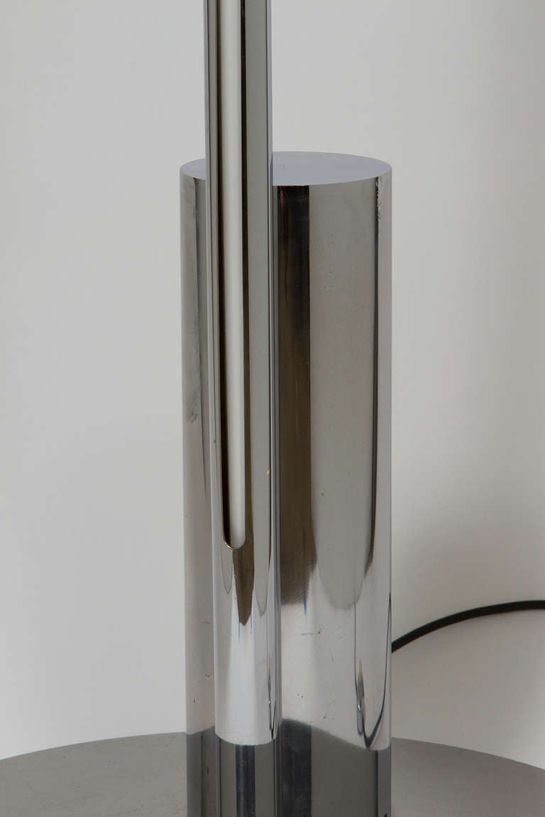 Linea Floor Lamp by Nanda Vigo for Arredoluce 4