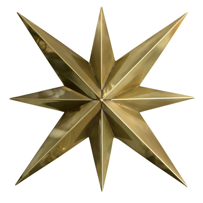 The Star Wall Lamp