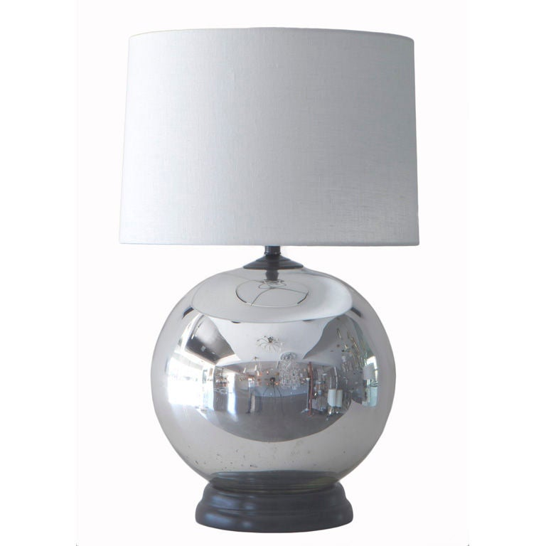 this mercury glass table lamp is no longer available. Black Bedroom Furniture Sets. Home Design Ideas