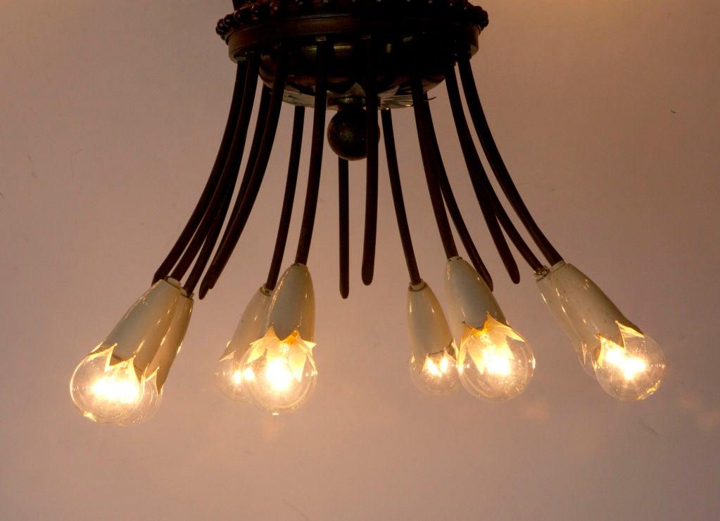 Arredoluce chandelier at 1stdibs for Arredo luce