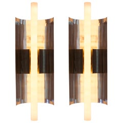 Pair of Gio Ponti Sconces