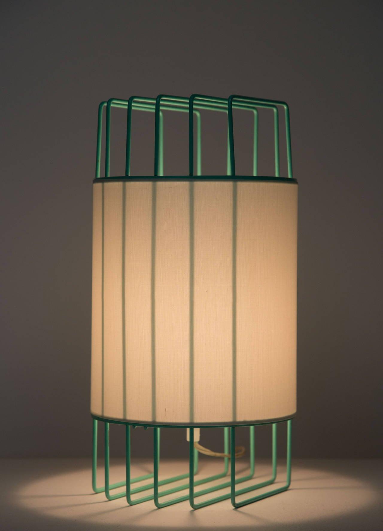 verner panton table lamp at 1stdibs. Black Bedroom Furniture Sets. Home Design Ideas