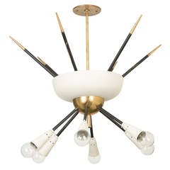 Lumi Six-Arm Chandelier