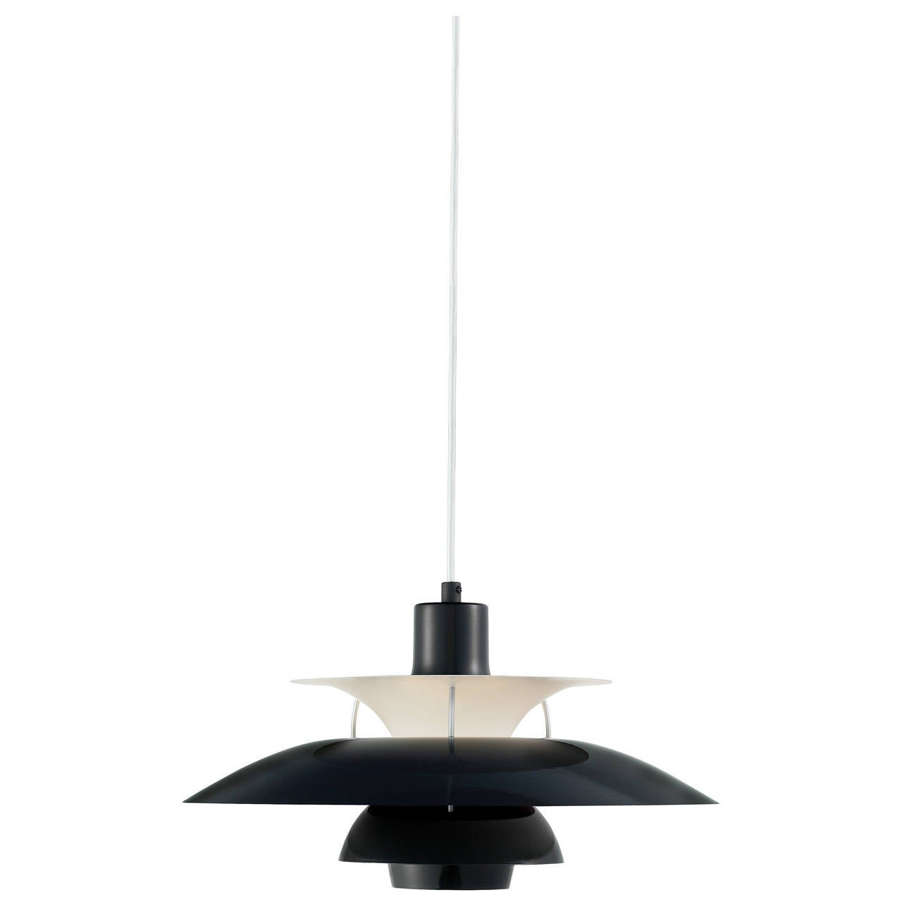 poul henningsen ph50 pendant for sale at 1stdibs. Black Bedroom Furniture Sets. Home Design Ideas