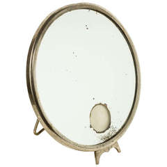 French Illuminated Mirror by Brot