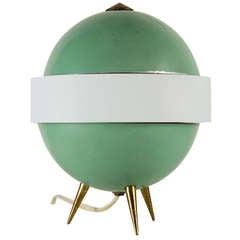 Petite Italian Orbital Table Lamp