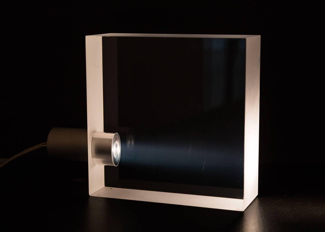Mini Tofu Table Light by Tokujin Yoshioka For Sale at 1stdibs