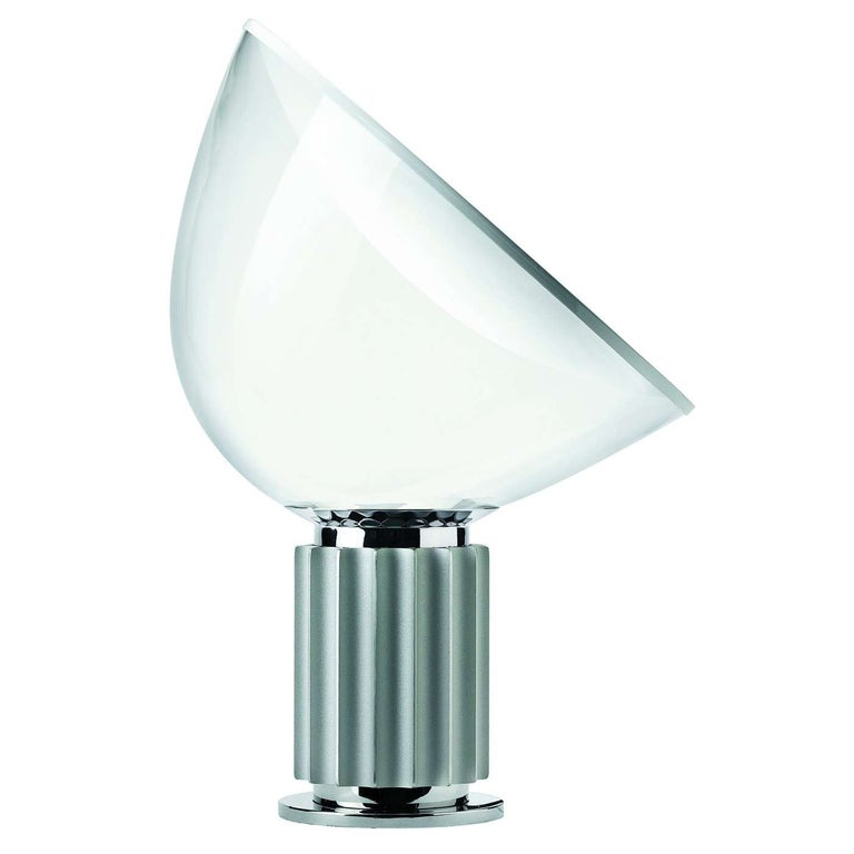 Taccia Table Lamp by Achille and Pier Giacomo Castiglioni for Flos For Sale