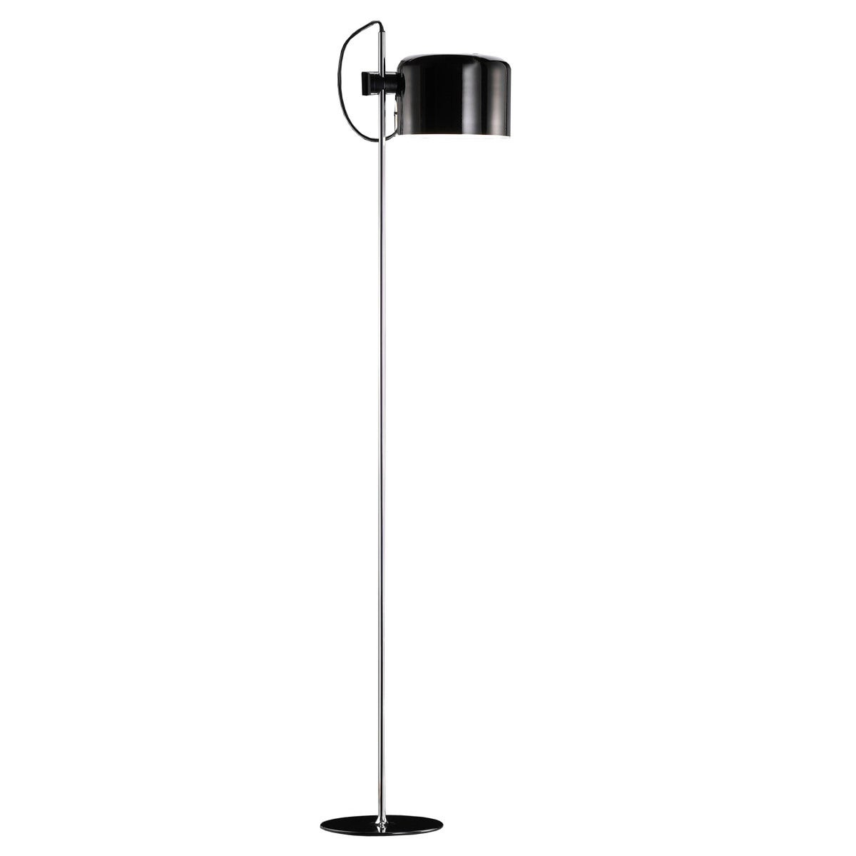 coupe 3321 floor lamp by joe colombo for sale at 1stdibs. Black Bedroom Furniture Sets. Home Design Ideas