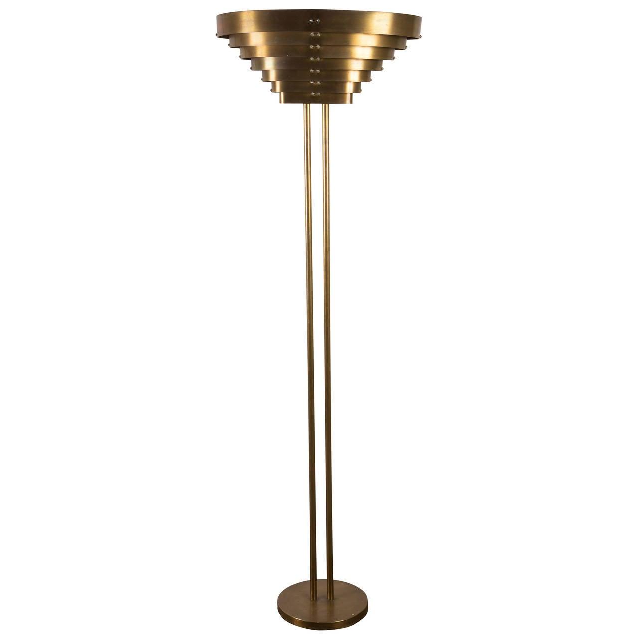 Kurt Versen Floor Lamp