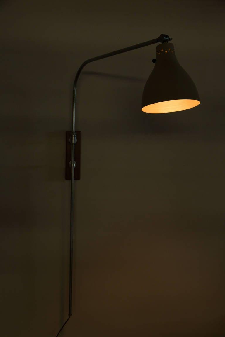 Bhs Greta Wall Lights : Greta Von Nessen Wall Lamp at 1stdibs