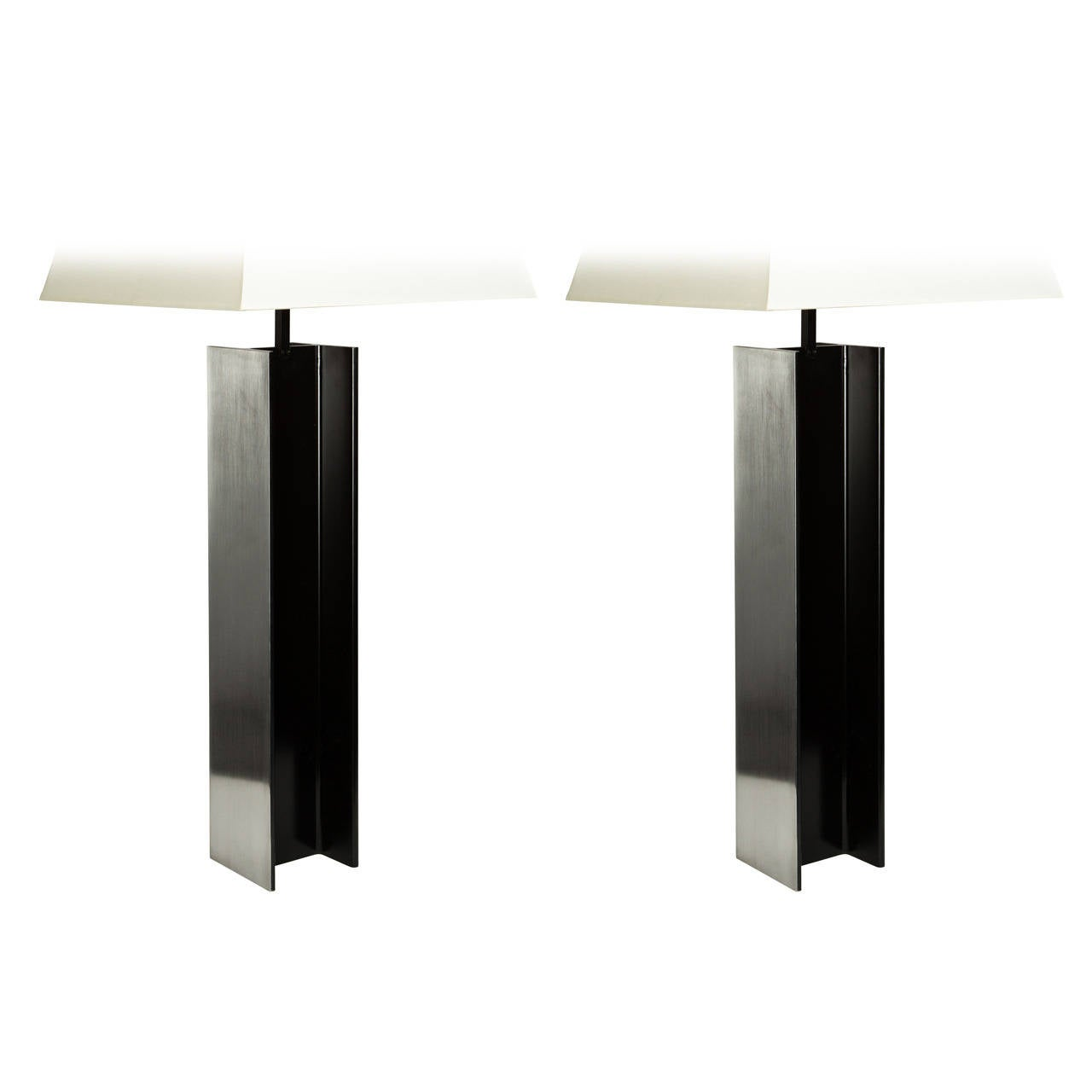Pair of Laurel Table Lamps