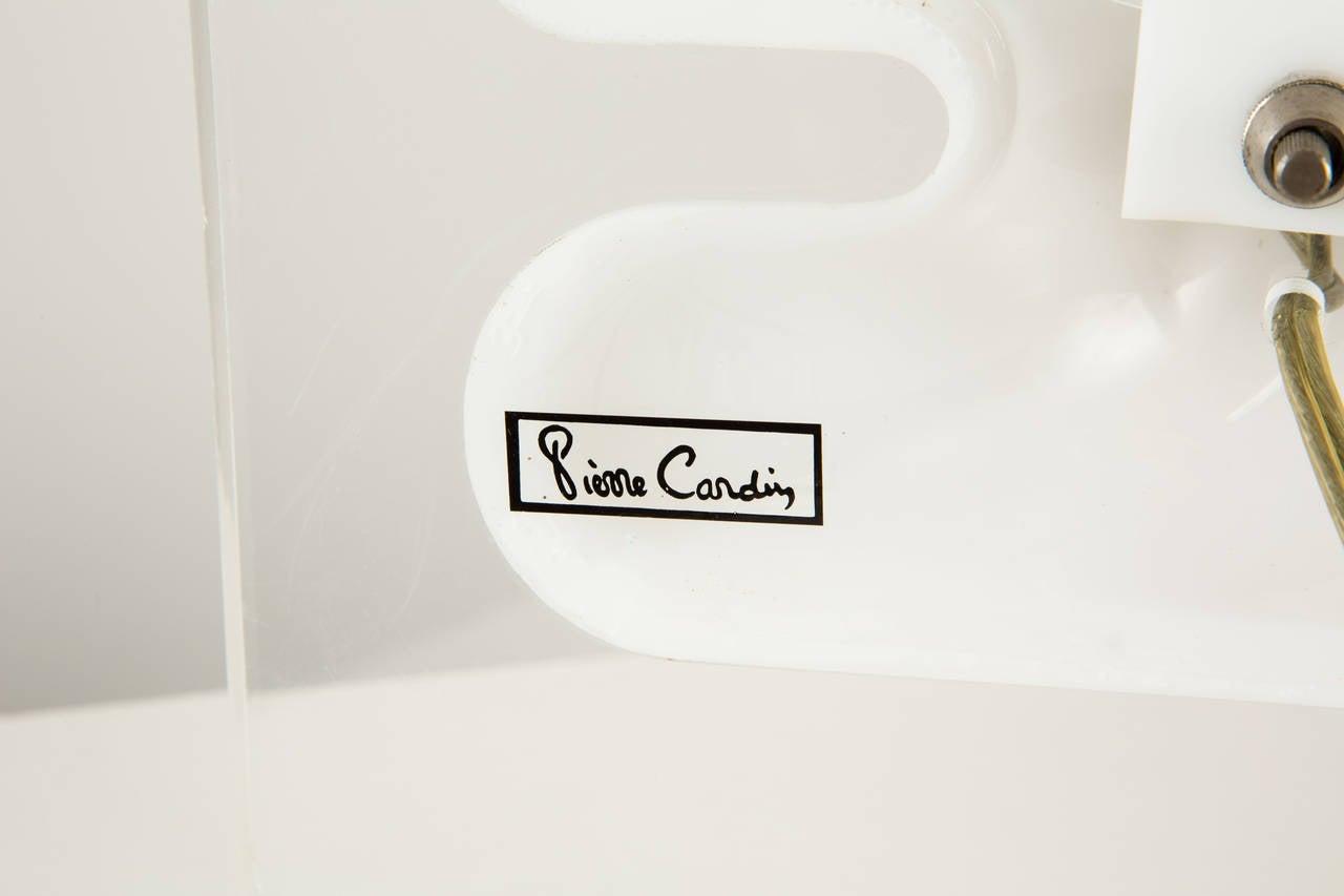 Pierre Cardin Table Lamp 5