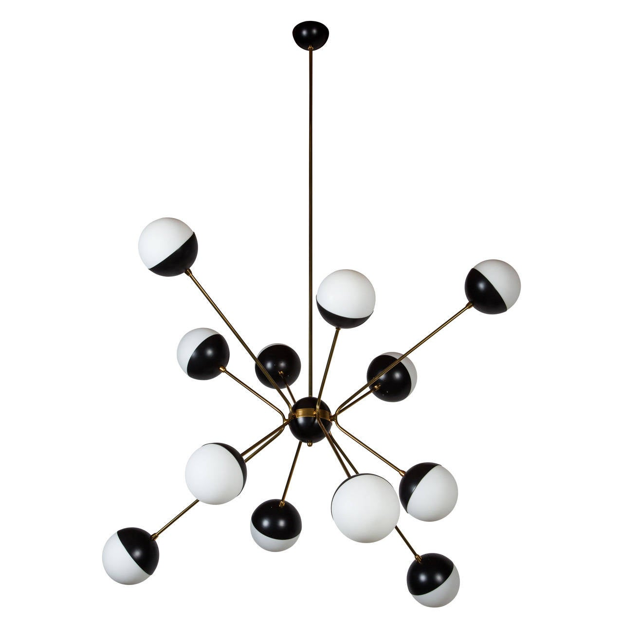 Rewire custom orb chandelier for sale at 1stdibs rewire custom orb chandelier for sale arubaitofo Gallery
