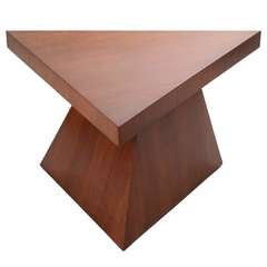 Triangle Table by Edward Wormley