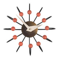 Atomic Ball Clock by Frederick Weinberg