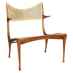 Dan Johnson armchair