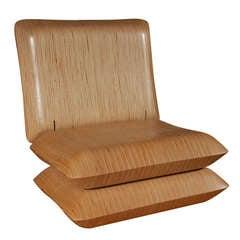 Folding Chair by Mary Brogger